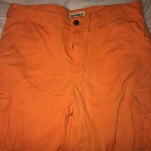Orange Urban Pipeline Shorts size 38